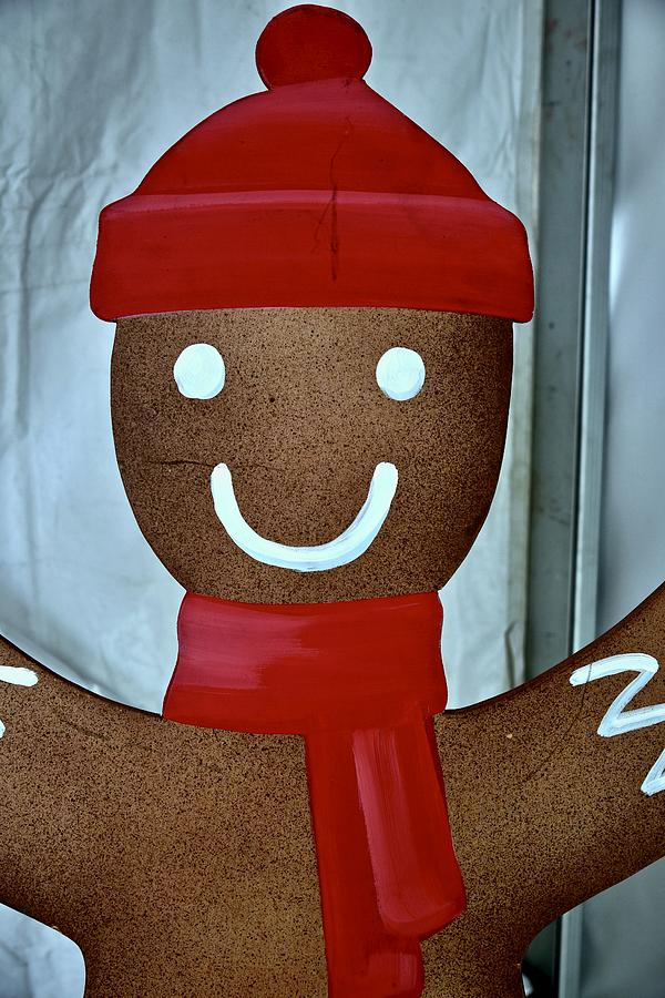 Gingerbread Man by Cornelia DeDona