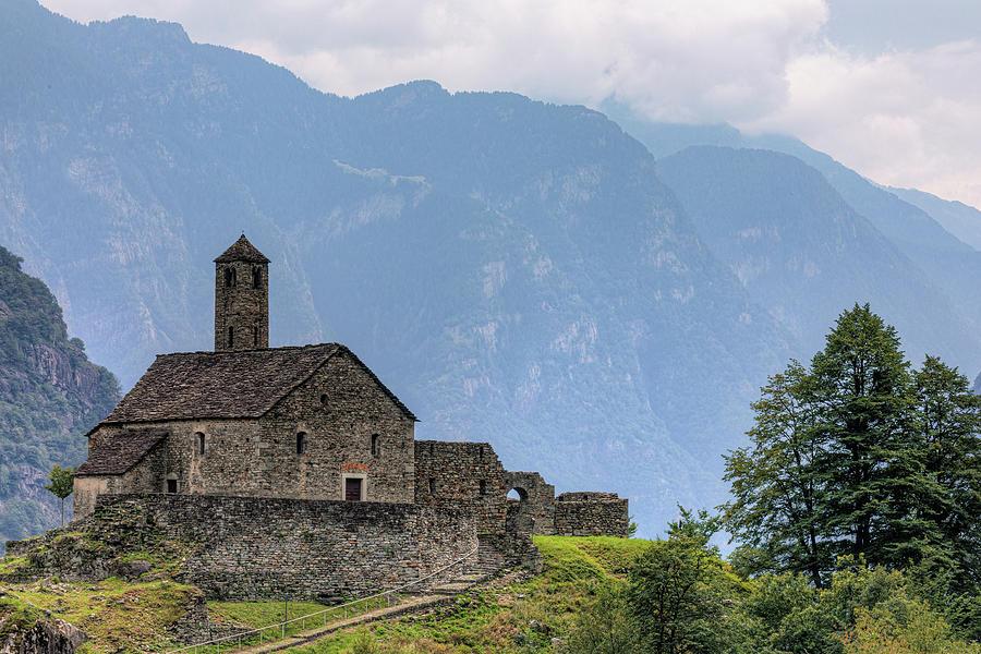 Giornico - Switzerland by Joana Kruse