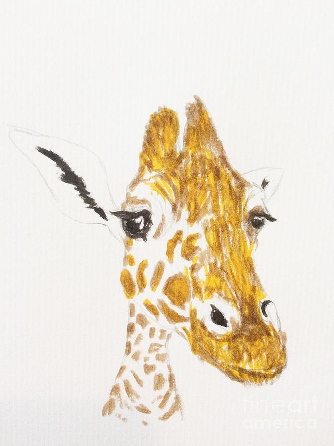 Giraffe Joe by Jennifer Thomas