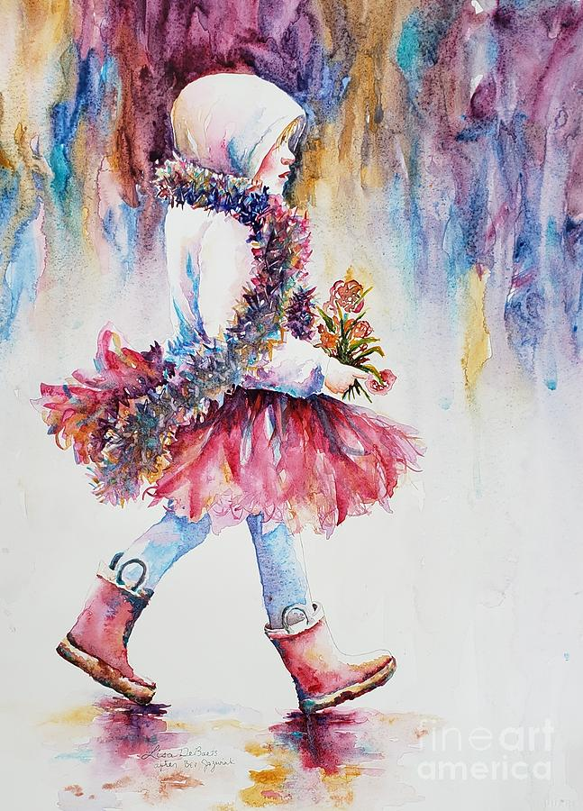 Girl's Got Style by LISA DEBAETS