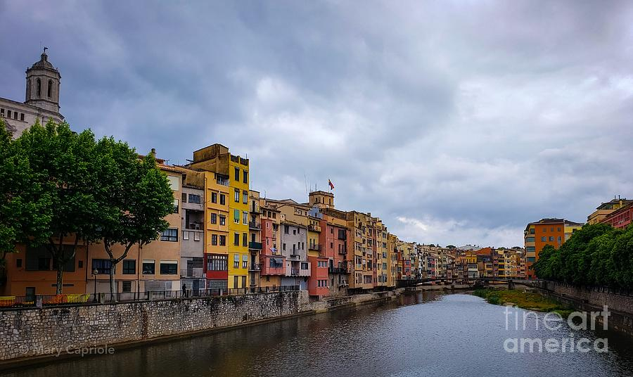 Girona Spain by Mary Capriole