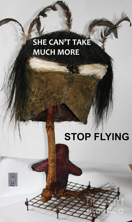 Give Flying a Miss by Siobhan Dempsey
