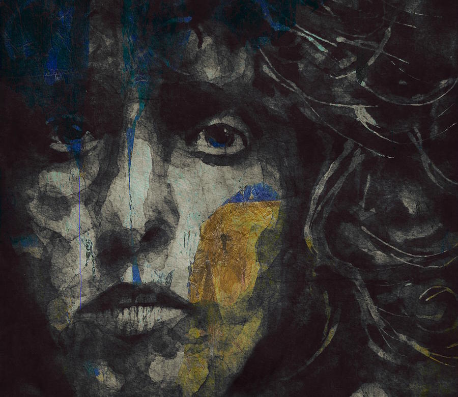 Giving It All Away - Roger Daltrey  by Paul Lovering