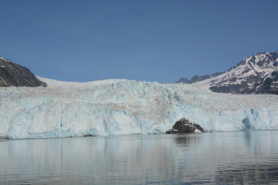 glacier  by Joe Smiga