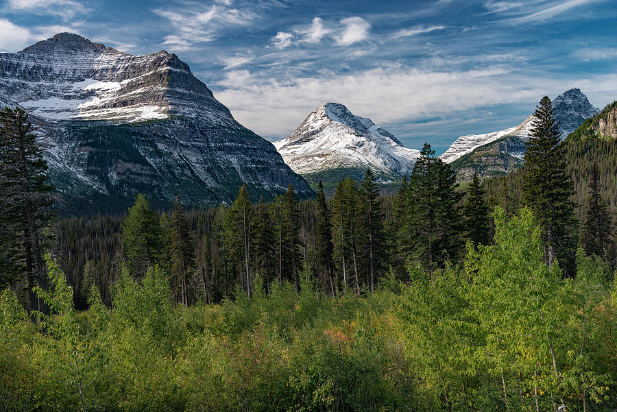 Glacier National Park by Gary Lengyel