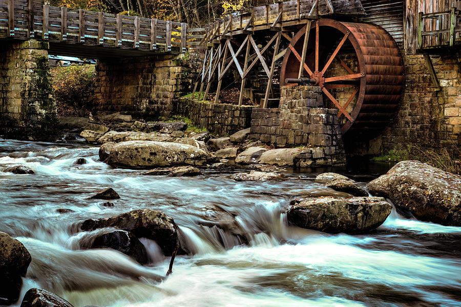 Glade Creek by Pete Federico