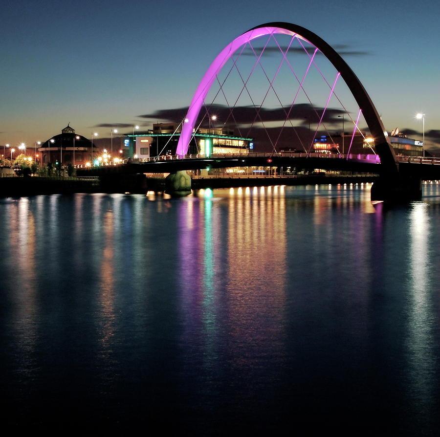Glasgow Photograph by Daniel Davison