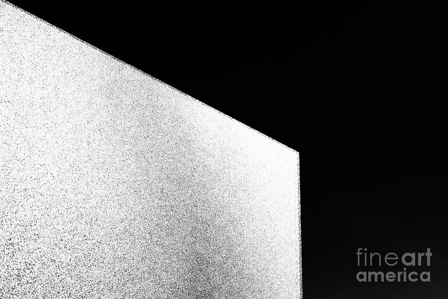 Abstract Photograph - Glass And Sky by DiFigiano Photography