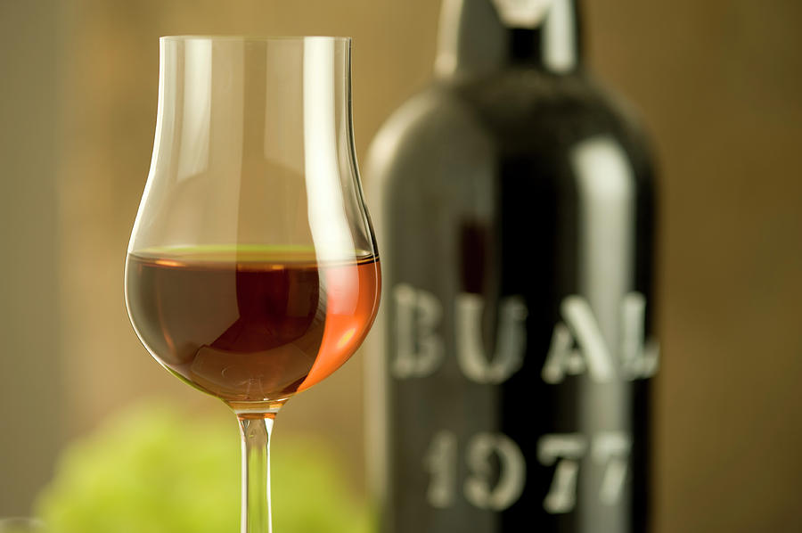 Glass Of Madeira Wine From 1977 Photograph by Kontrast-fotodesign