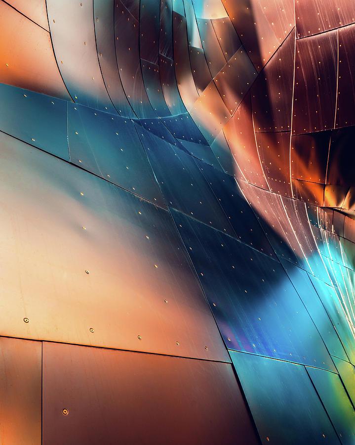 Glass Panels by Carlene Smith