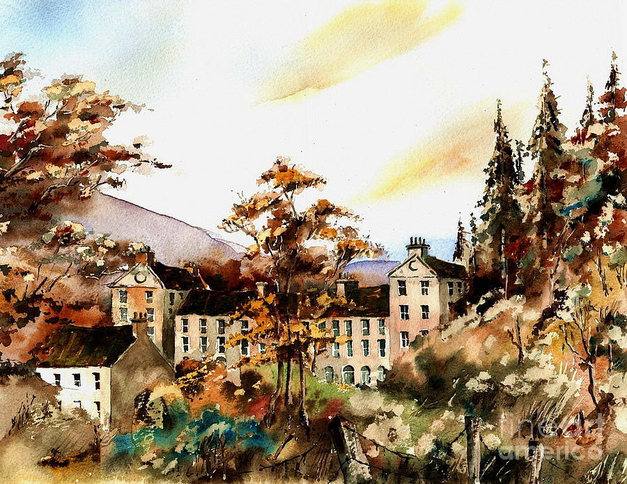Glencree Reconciliation Centre by Val Byrne