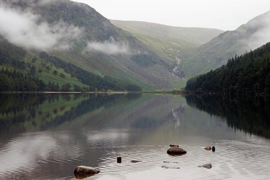 Scenic Photograph - Glendalough by Image By Daniel King