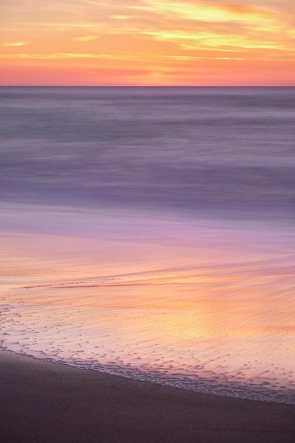 Gleneden Beach Sunset by Whitney Goodey