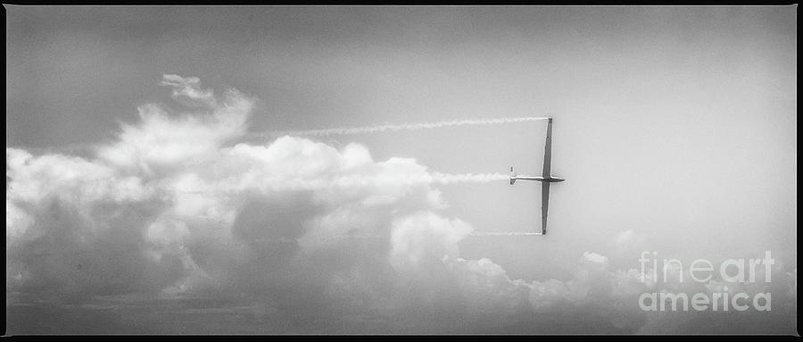 Gliding by Natural Abstract Photography
