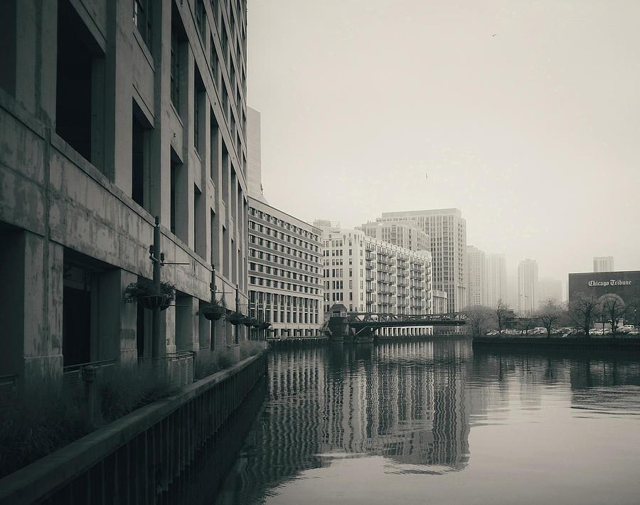 Gloomy Chicago by Nisah Cheatham