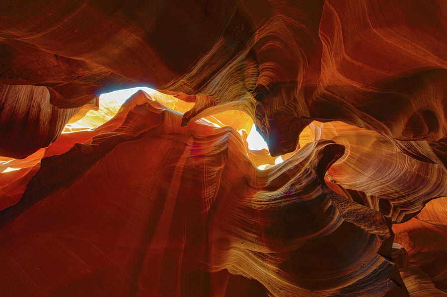 Antelope Canyon Jagged Beauty by Mark Duehmig