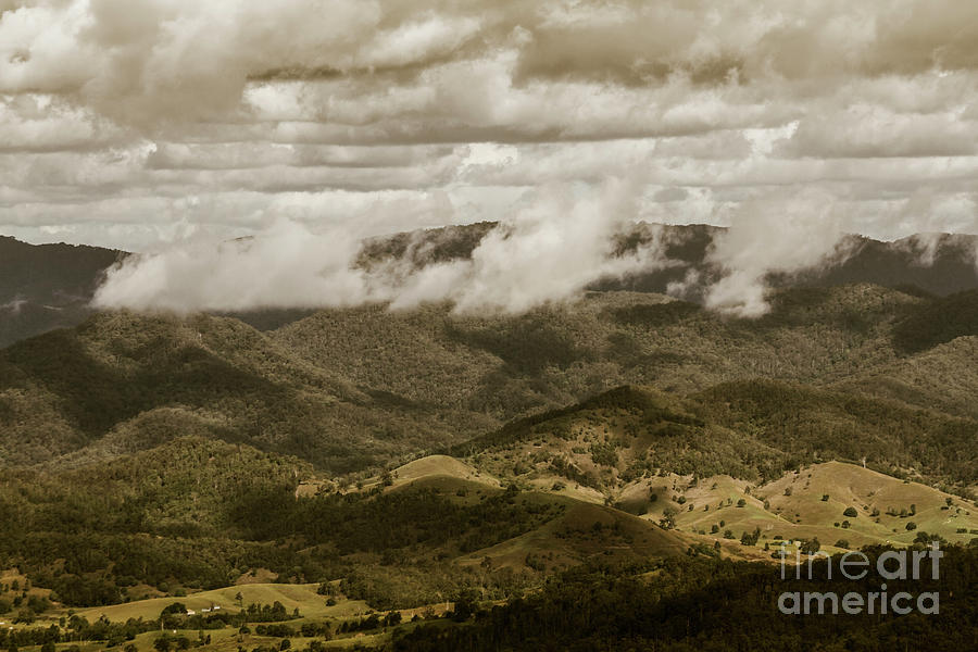 Australia Photograph - Glorious Cloud Cover by Jorgo Photography - Wall Art Gallery
