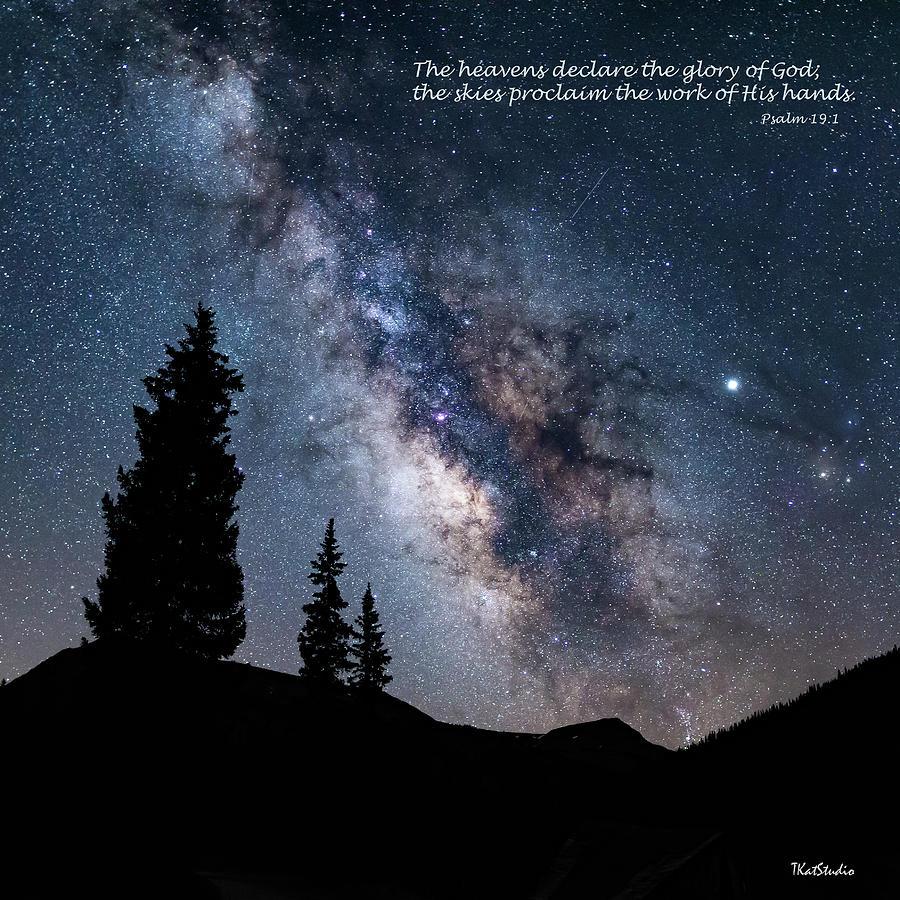 Glory of God by Tim Kathka