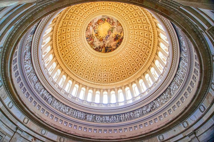 Glory of the Dome by Dana Foreman