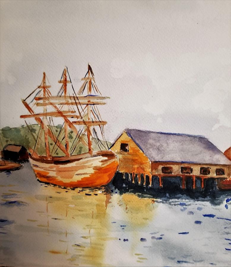 Gloucester by Lettie Neuhauser-MacLachlan