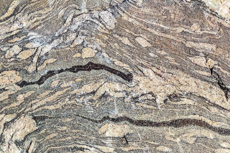Gneiss Rock 2 by Michael Chatt