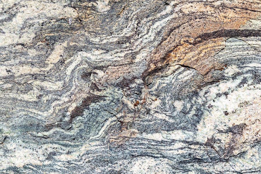 Gneiss Rock by Michael Chatt