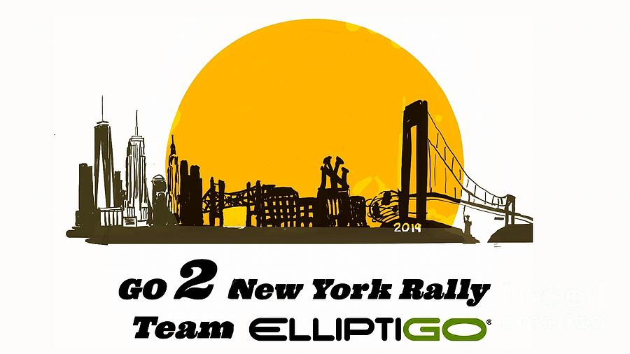 Go 2 NY Rally 2019 by Francois Lamothe