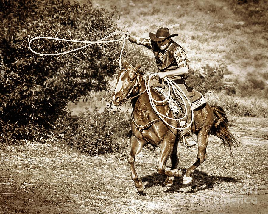 Go Get 'Em Cowboy by Jerry Cowart