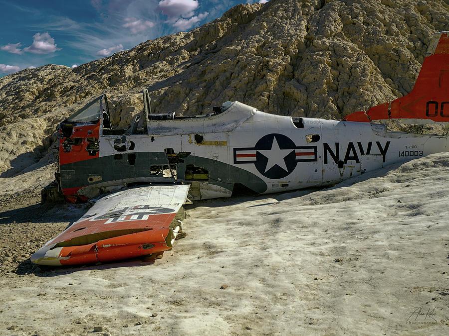 Go Navy Photograph