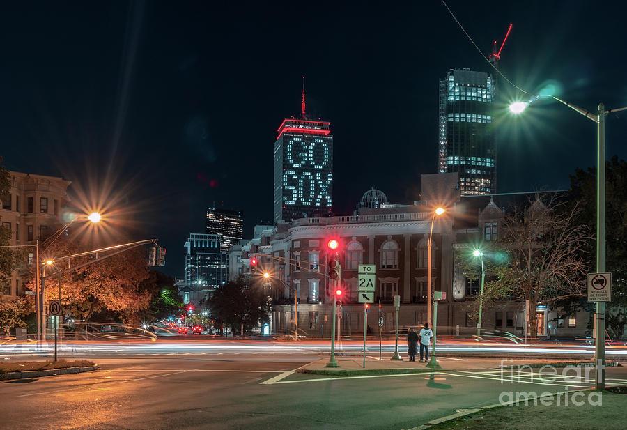 Go Sox Photograph