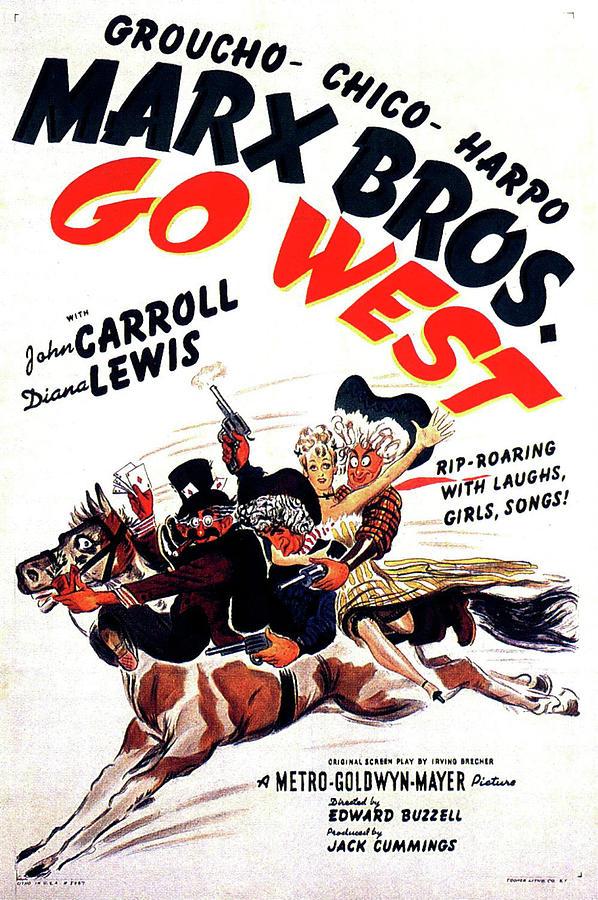 Go West by Metro-Goldwyn-Mayer