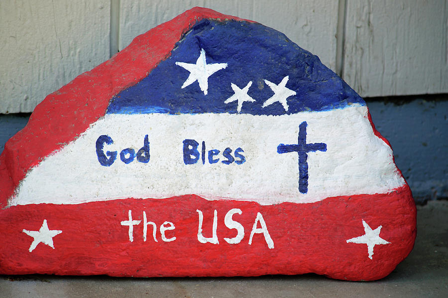 God Bless the U.S.A. by Tikvah's Hope