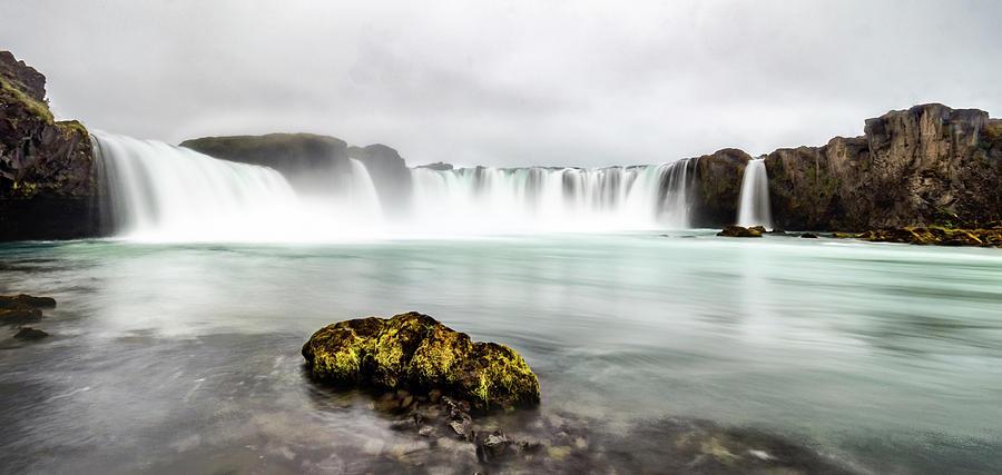 Godafoss-Iceland by Usha Peddamatham