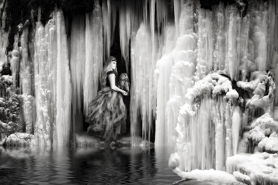 Goddess of Ice by Wes and Dotty Weber
