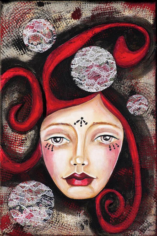 Goddess by Stanka Vukelic
