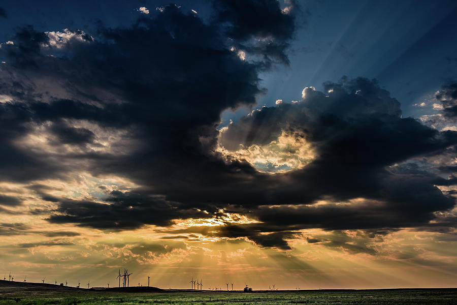 God's Light by Don Risi