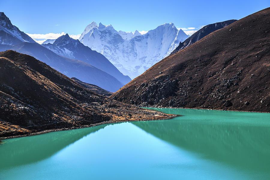 Gokyo Lake, Sagarmatha National Park Photograph by Feng Wei Photography