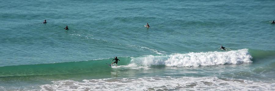 Gold Coast Surfing Photograph