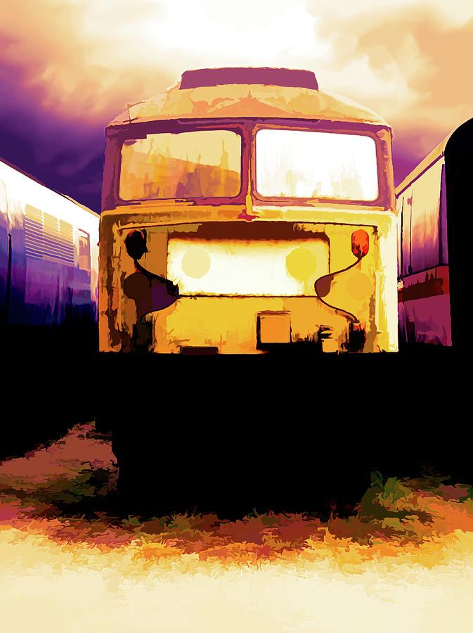 Gold Train by Scott Lyons