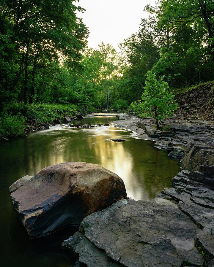 Golden Creek by Michael Scott