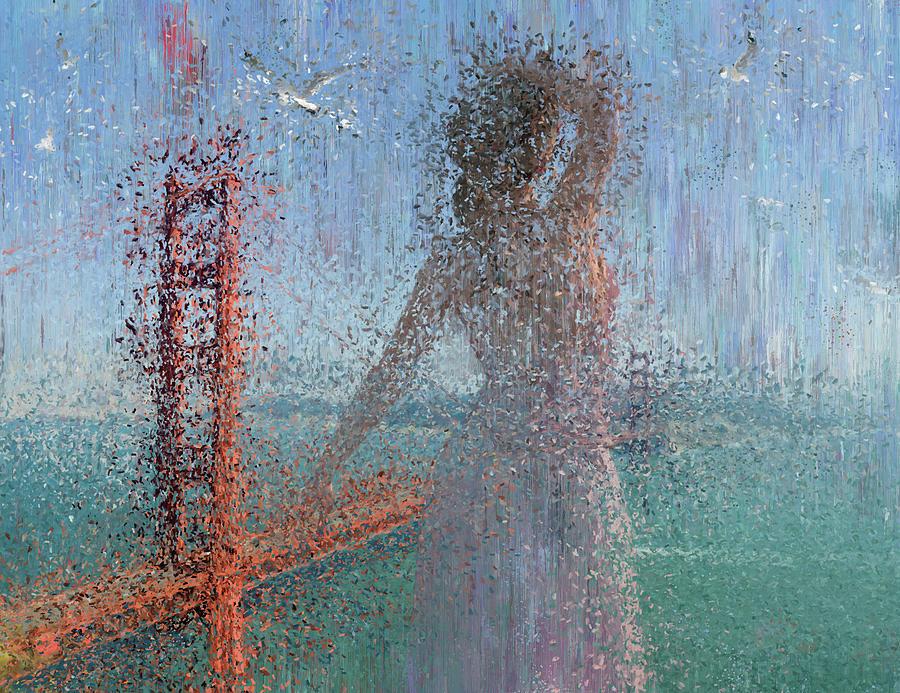 Golden Gate Bridge by Alex Mir