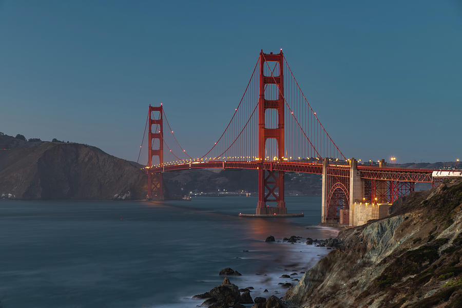 Golden Gate Bridge by Philip Rodgers