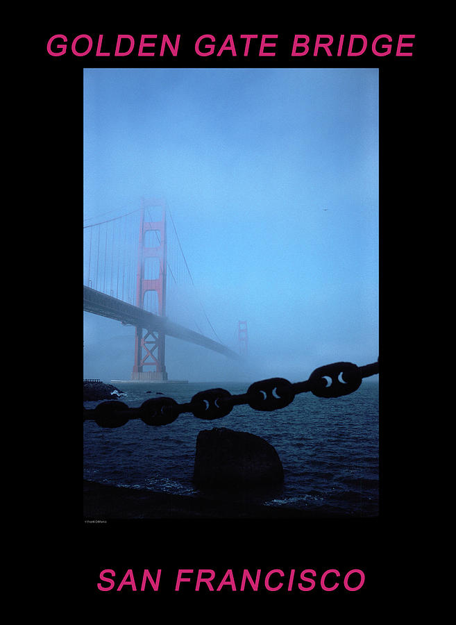 Golden Gate Fog - 2 by Frank DiMarco