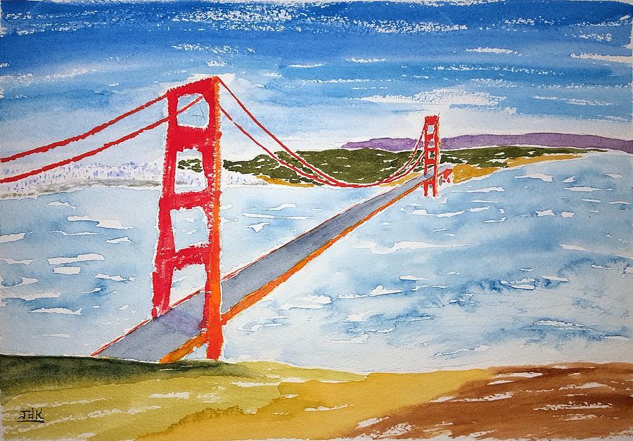 Golden Gate Lore by John Klobucher