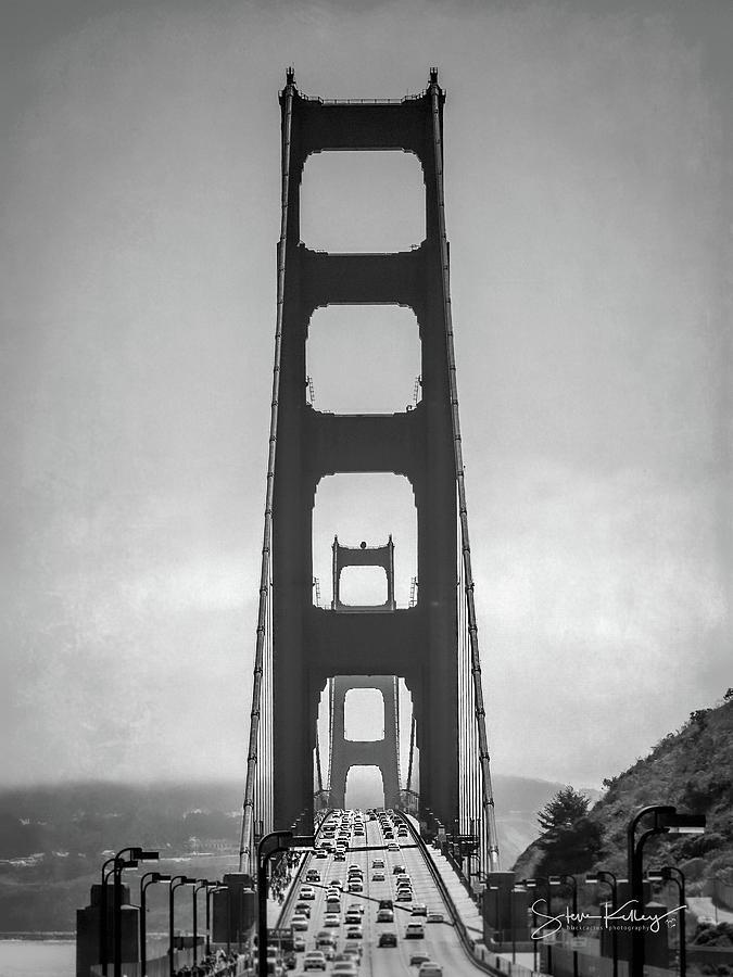 Golden Gate by Steve Kelley