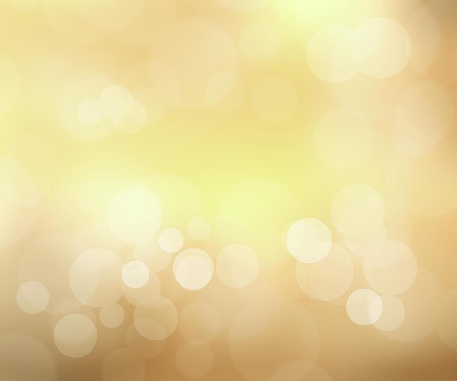 Golden Glitter Photograph by Kwaigon