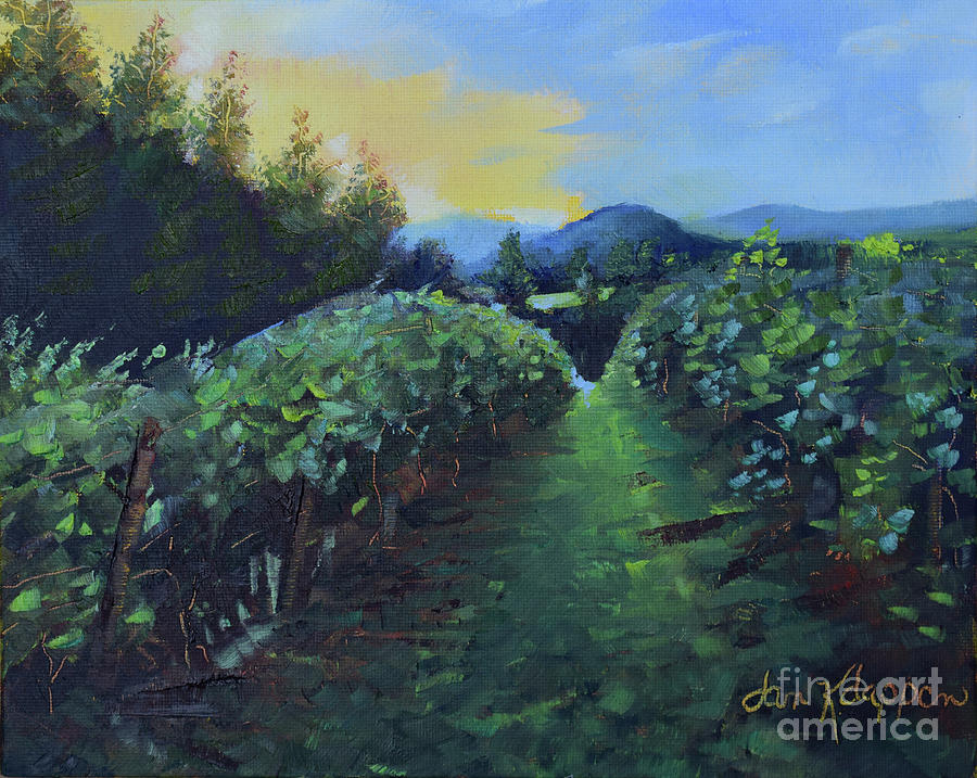 Golden Promise - Ott Farms and Vineyard by Jan Dappen