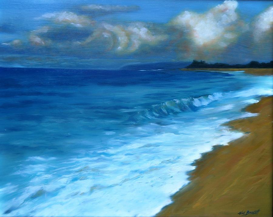 Golden Shore by Valerie Bassett
