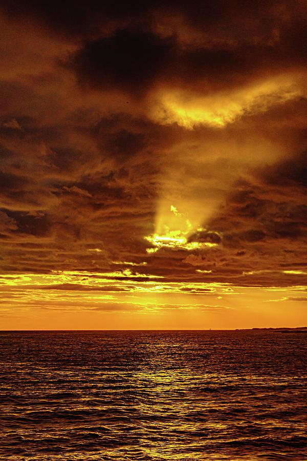 Golden Spotlight by John Bauer