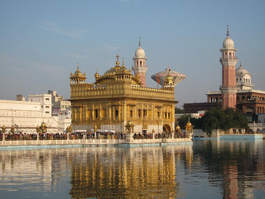 Golden Temple, Amritsar Photograph by Geetesh Bajaj